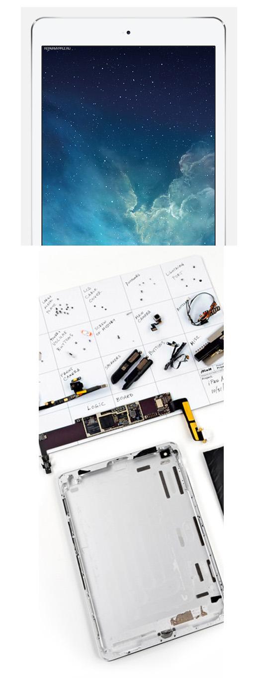 Ремонт iPad Mini 2 Retina в Екатеринбурге